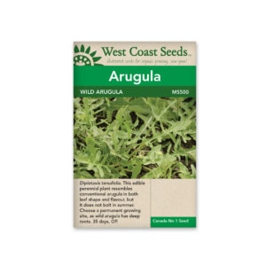 arugula-wild-west-coast-seeds