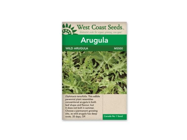 arugula-wild-west-coast-seeds