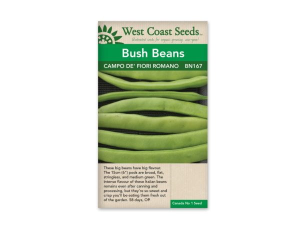 bush-beans-campo-de-fiori-romano-west-coast-seeds