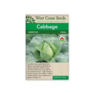 cabbage-caraflex-west-coast-seeds