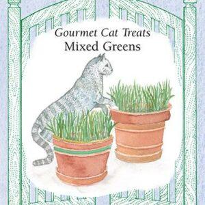 cat-grass-gourmet-treats-mixed-green-renees-garden