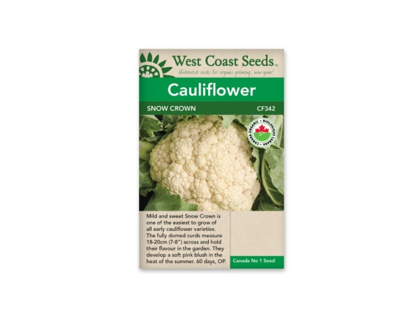 cauliflower-snow-crown-west-coast-seeds