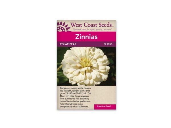zinnias-polar-bear-west-coast-seeds
