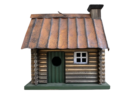 bird-house-log-cabin-home-accents